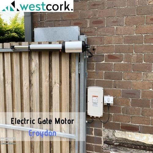 Electric Gate Motor Install Croydon