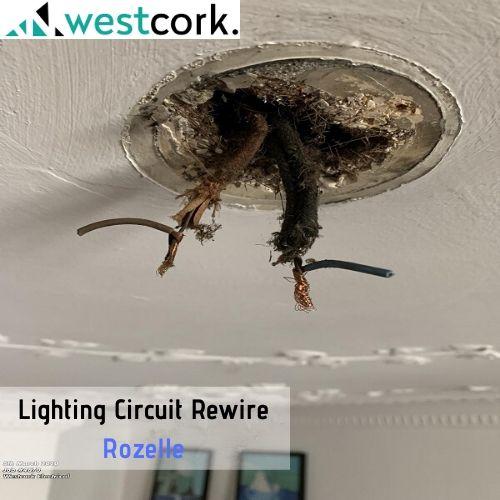 Lighting Circuit Rewire Rozelle