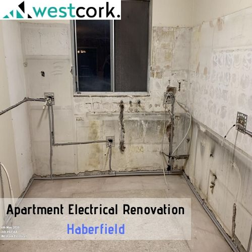 Apartment Electrical Renovation Haberfield