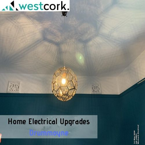 Home electrical upgrades Drummoyne