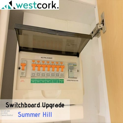Switchboard Upgrade Summer Hill