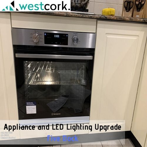 Appliance and LED Lighting Upgrade Five Dock