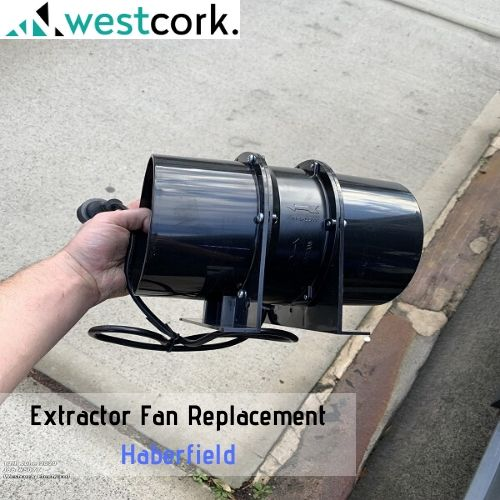 Extractor Fan Replacement Haberfield