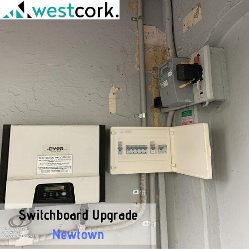 Switchboard Upgrade Newtown