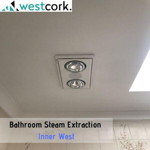 Bathroom Steam Extraction Inner West