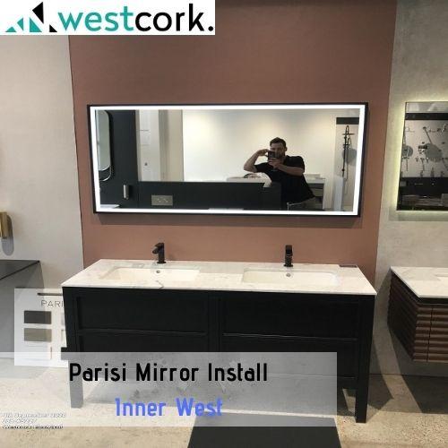 Parisi Mirror Install Inner West