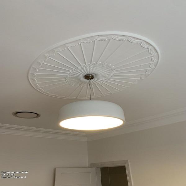 Pendant Light Install Inner West
