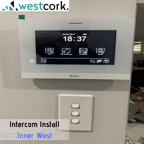 Intercom Install Inner West