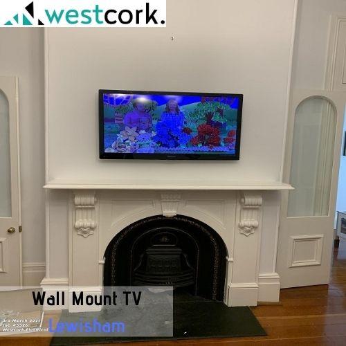 Wall Mount TV Lewisham