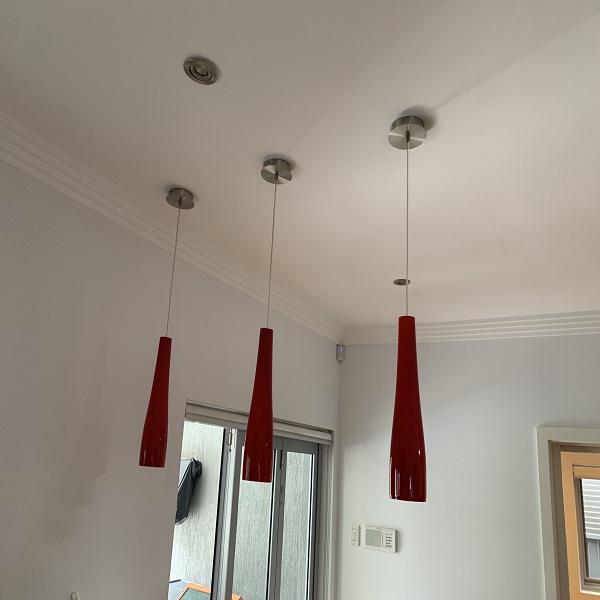 Kitchen Pendant Light Install Inner West