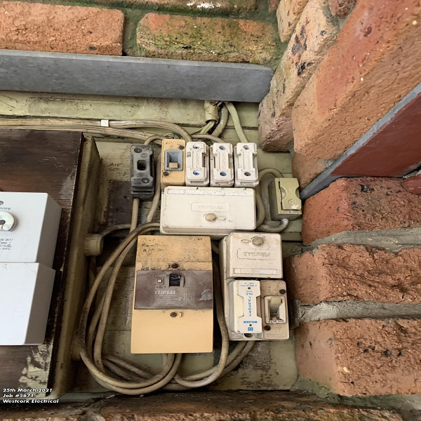 Switchboard Relocation Inner West