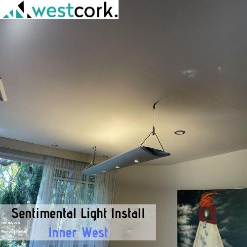 Sentimental Light Install Inner West