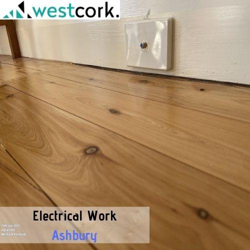 Electrical Work Ashbury