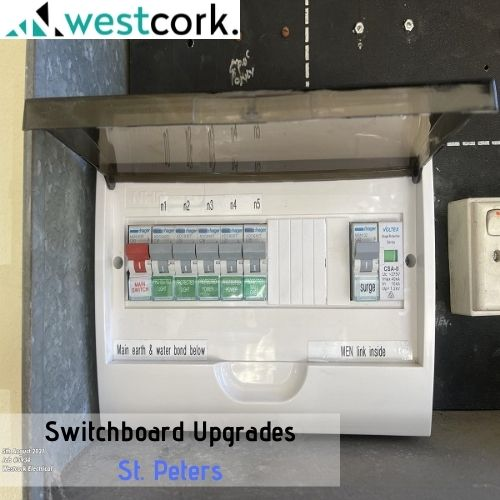 Switchboard Upgrades St. Peters